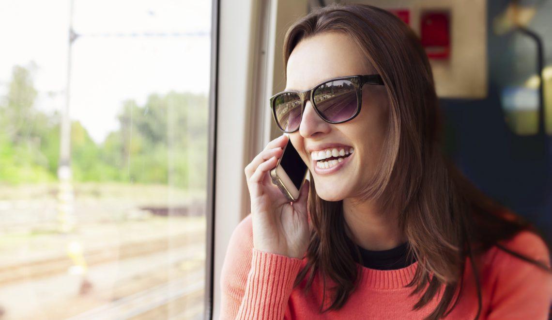 9 oggetti utili per viaggio in treno