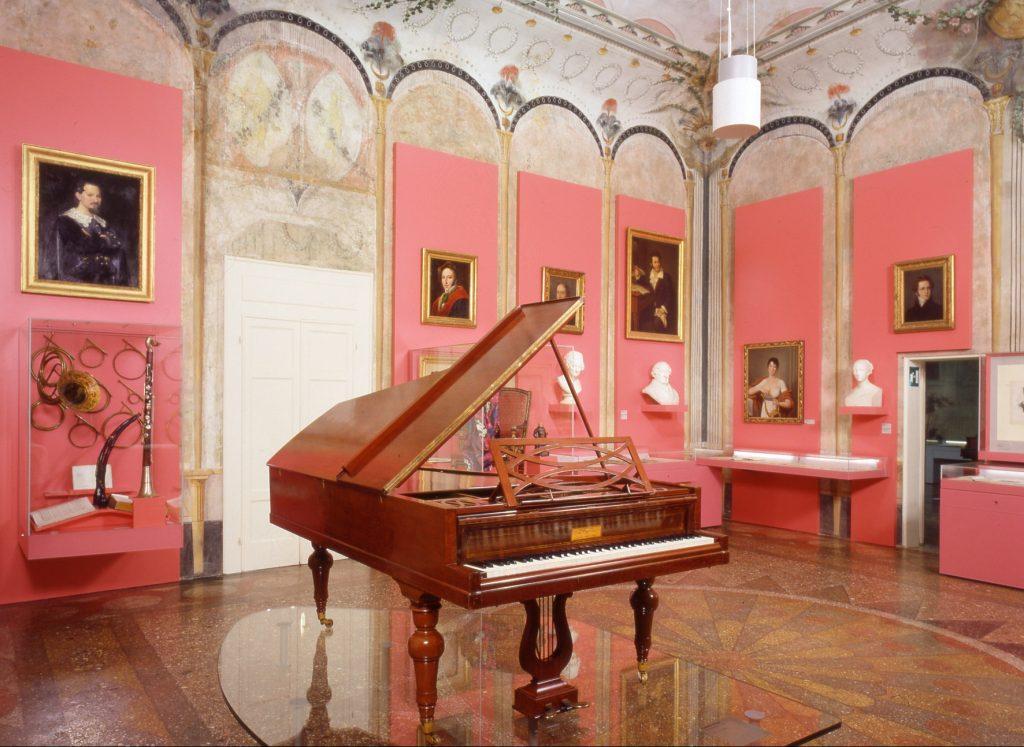 Bologna in un giorno Museo della Musica