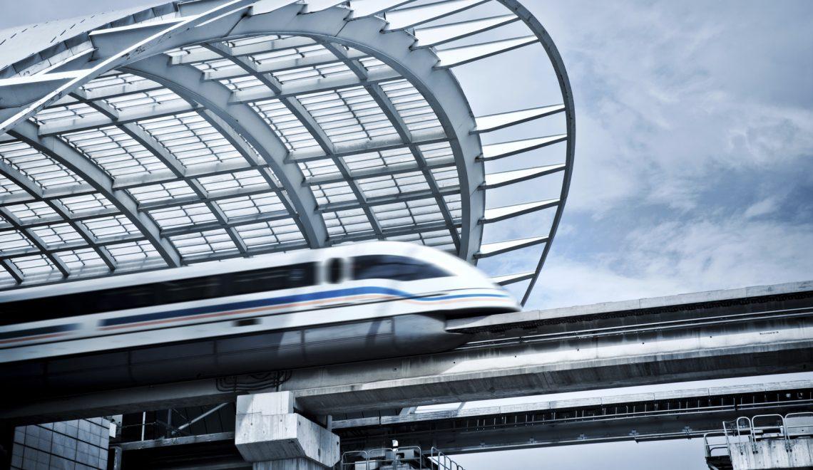 Come funziona un treno ad alta velocità