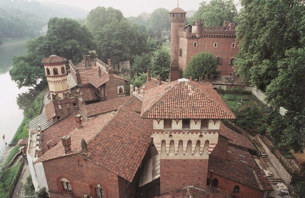 Cosa fare a Torino con i bambini Borgo Medievale
