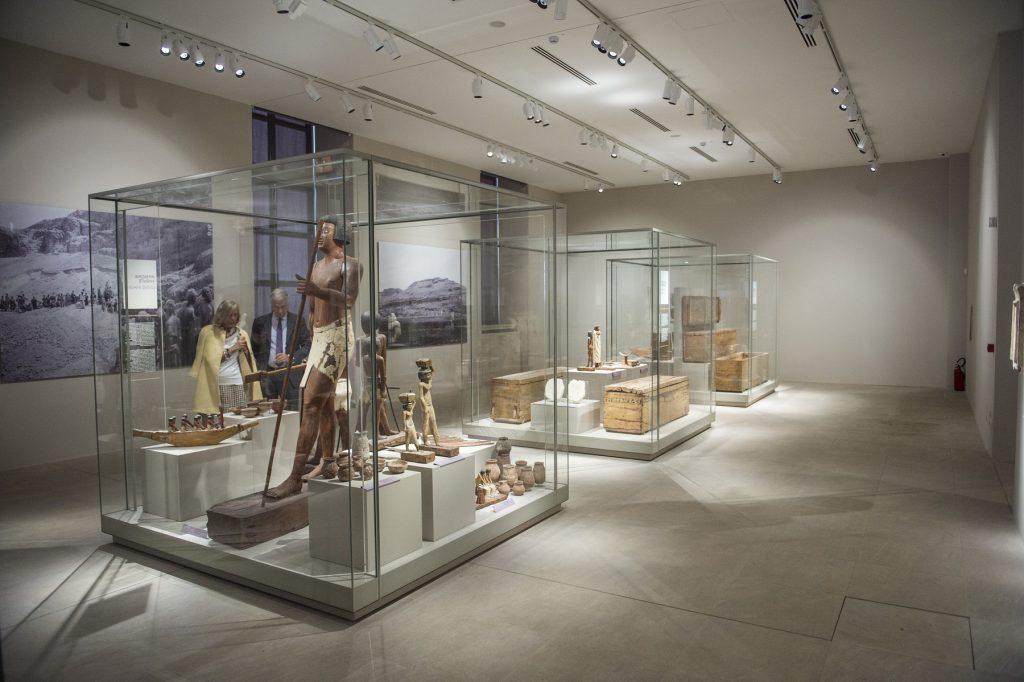 Cosa fare a Torino con i bambini Museo Egizio