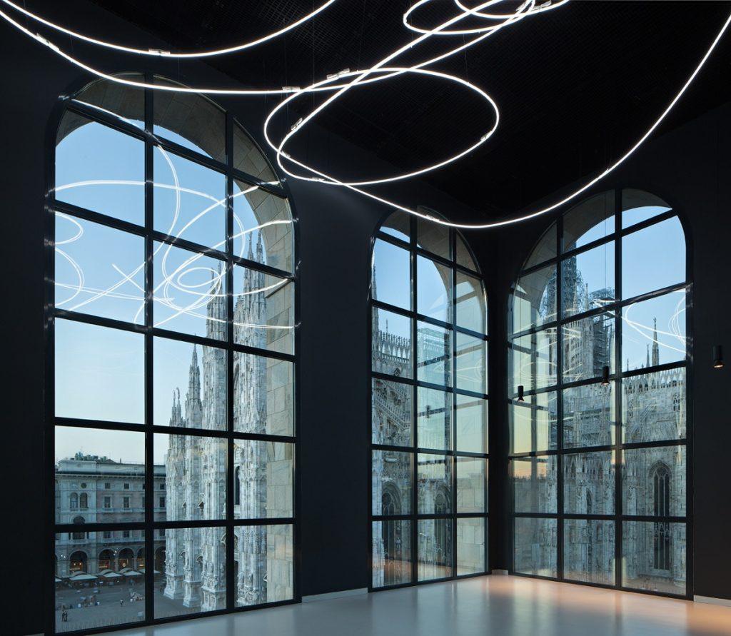 Cosa fare la sera a Milano Museo del Novecento