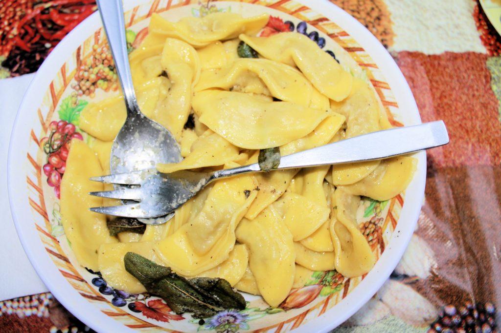 Cosa si mangia di tipico a Brescia casoncelli