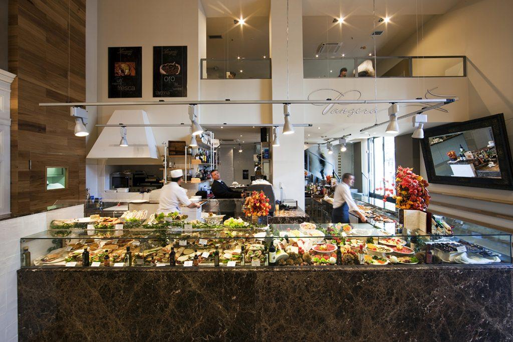 Dove mangiare a Milano Centrale Panzera