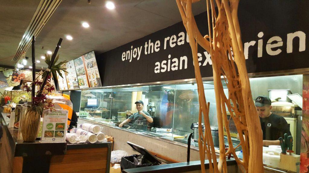 Dove mangiare a Milano Centrale W.O.K.
