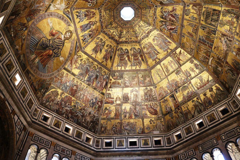 Itinerario per visitare Firenze in 3 giorni Battistero Santa Maria del Fiore