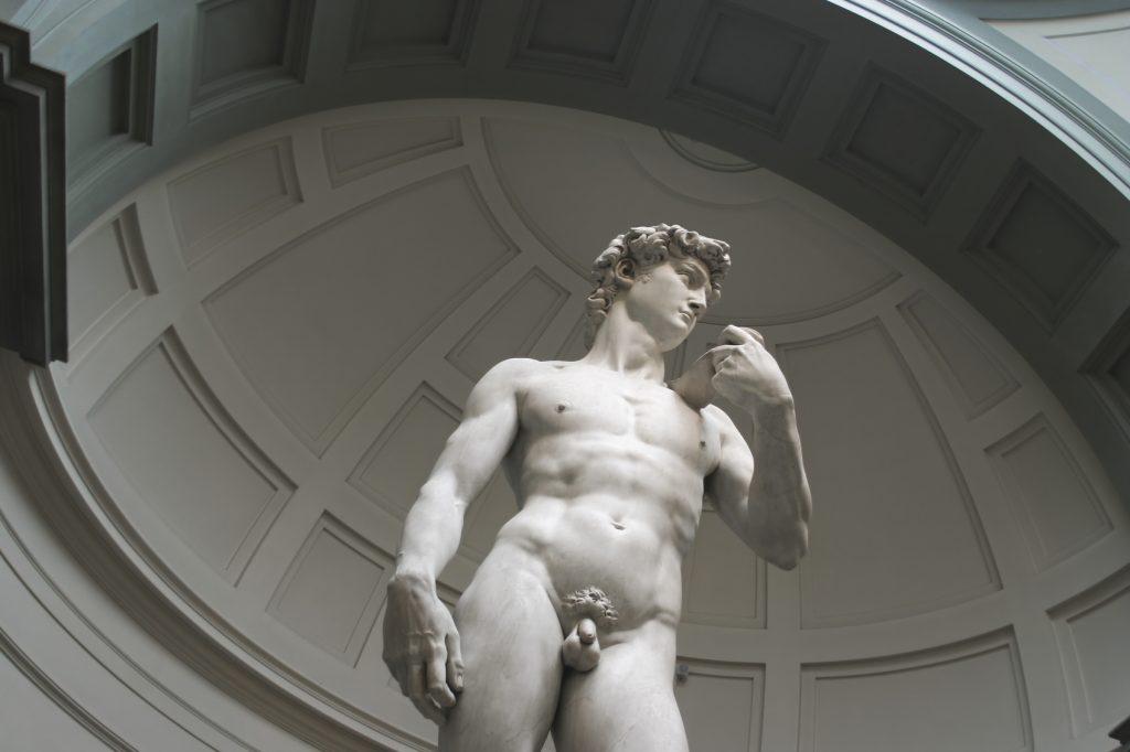 Itinerario per visitare Firenze in 3 giorni David di Michelangelo