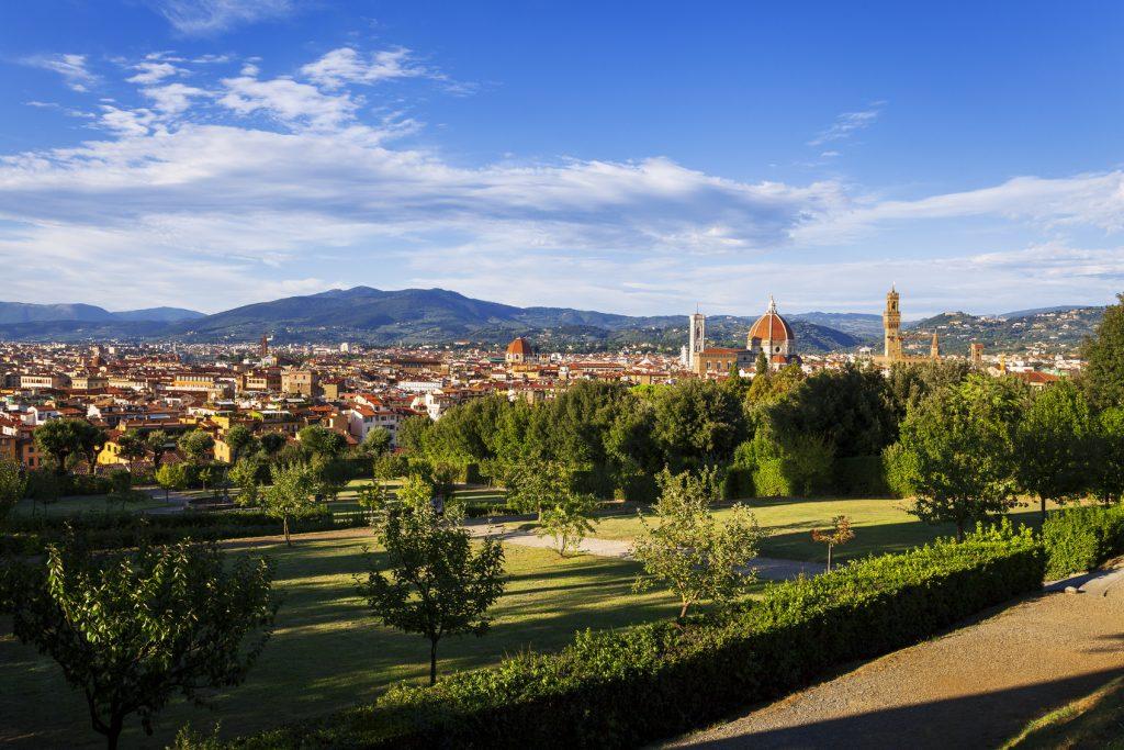 Itinerario per visitare Firenze in 3 giorni Giardini di Boboli