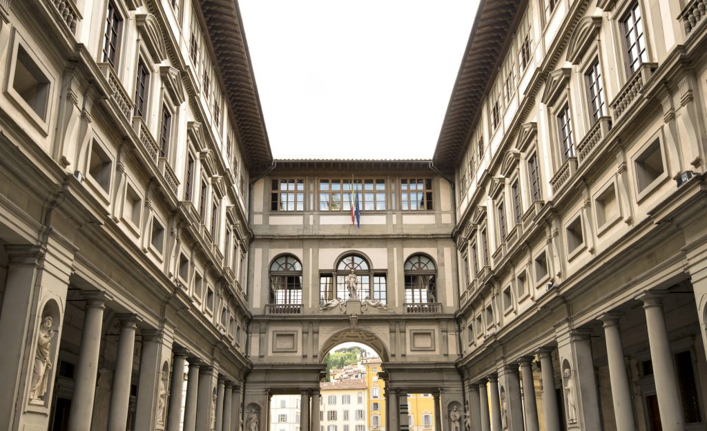 Itinerario per visitare Firenze in 3 giorni Uffizi