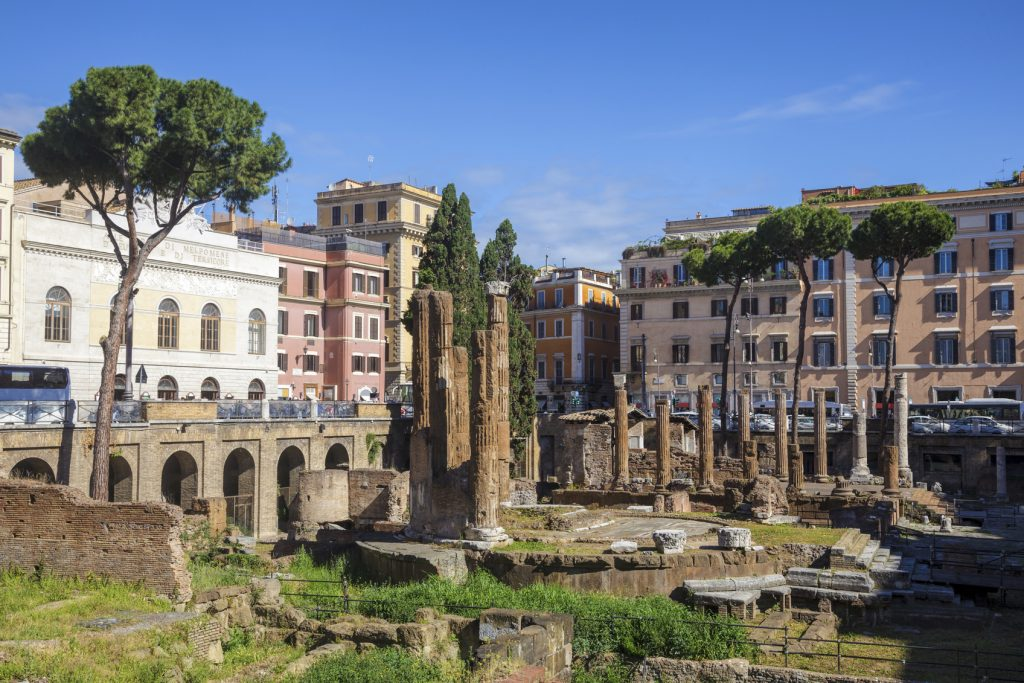 Quanto dista Roma Termini da Largo di Torre Argentina