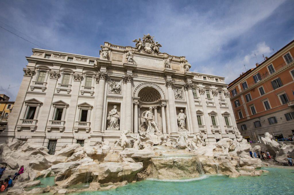 Quanto dista Roma Termini dalla Fontana di Trevi