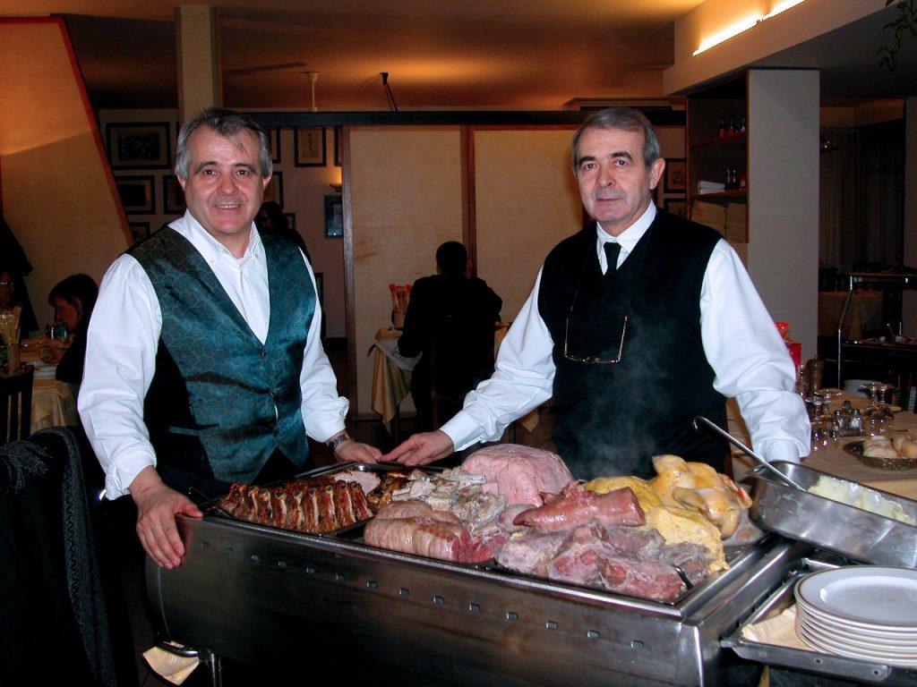 Reggio Emilia ristorante Canossa