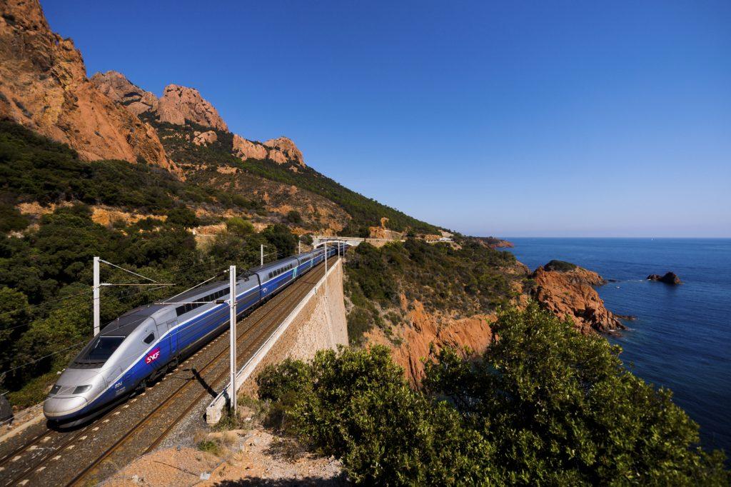 Treni alta velocità più usati al mondo TGV Francia