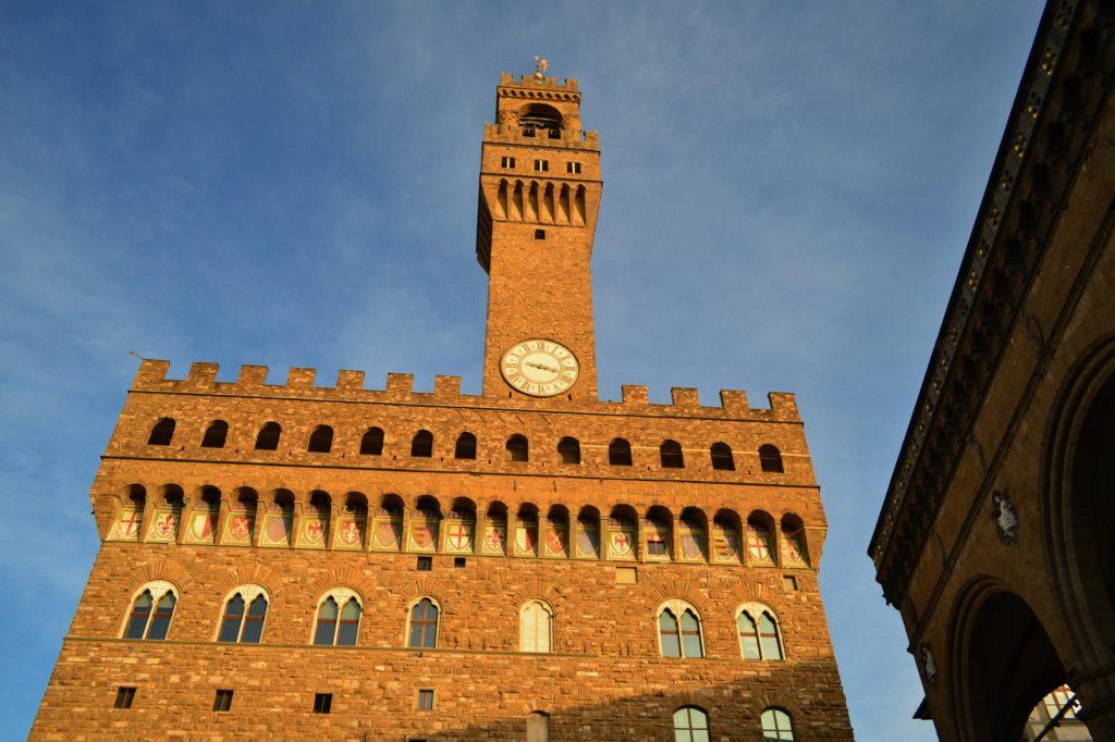 Itinerario per visitare Firenze in 3 giorni Palazzo Vecchio