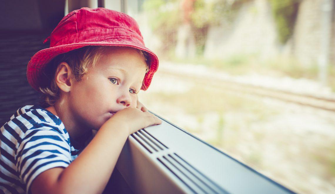 migliori passatempi per bambini in viaggio