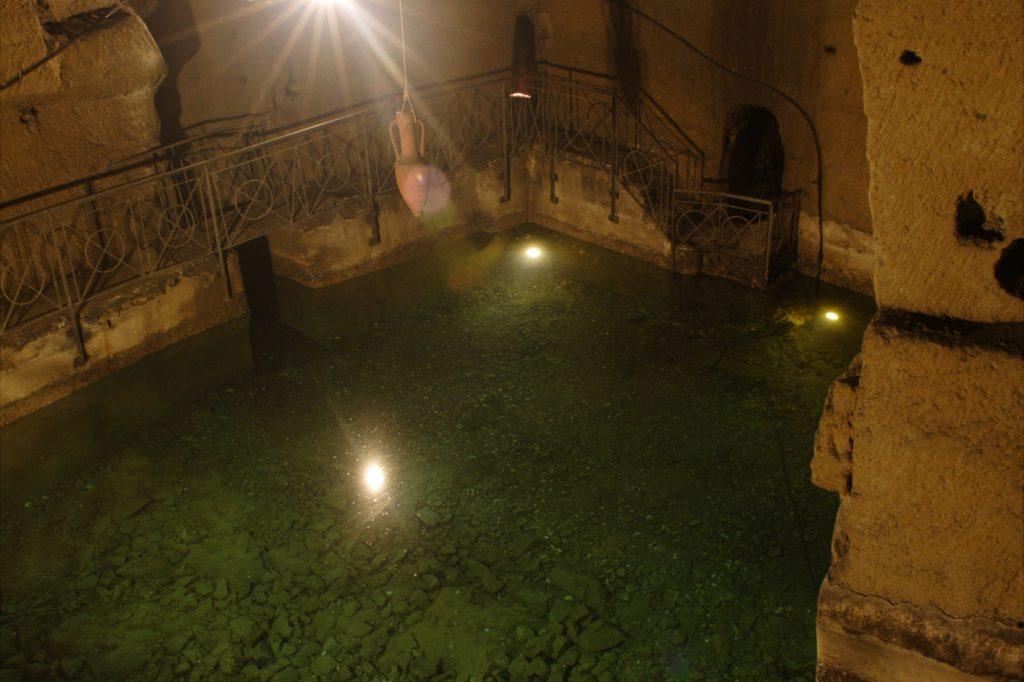 Napoli Sotterranea Acquedotto Romano