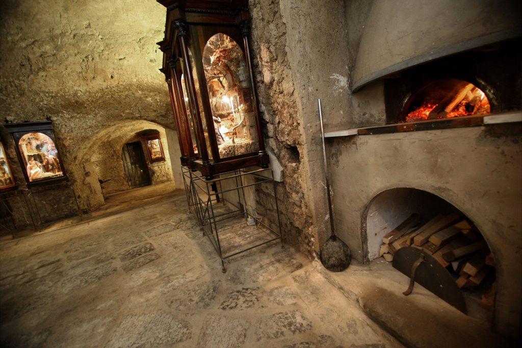 Pizzeria geotermica Napoli Sotterranea
