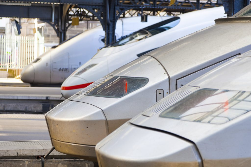 Treni ad alta velocità come funzionano