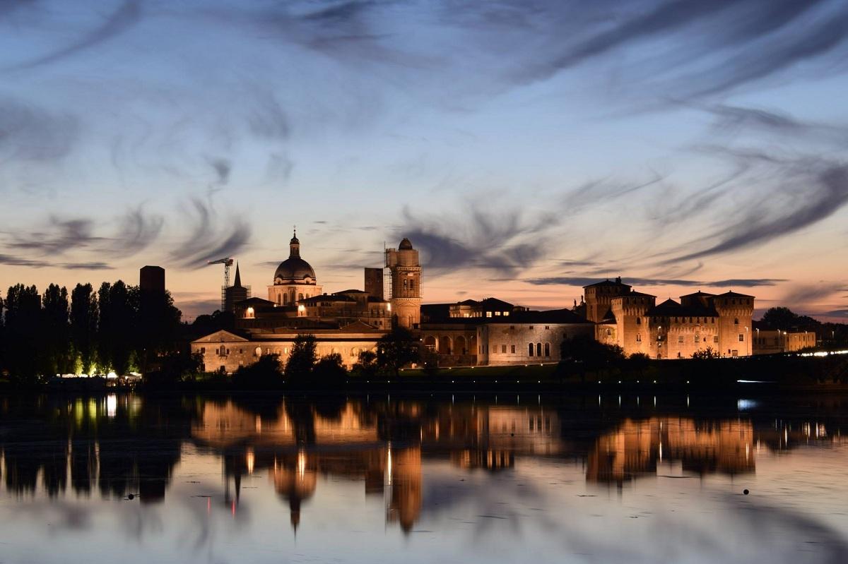 Parco del Mincio Mantova a Pasqua e Pasquetta itinerari in bici