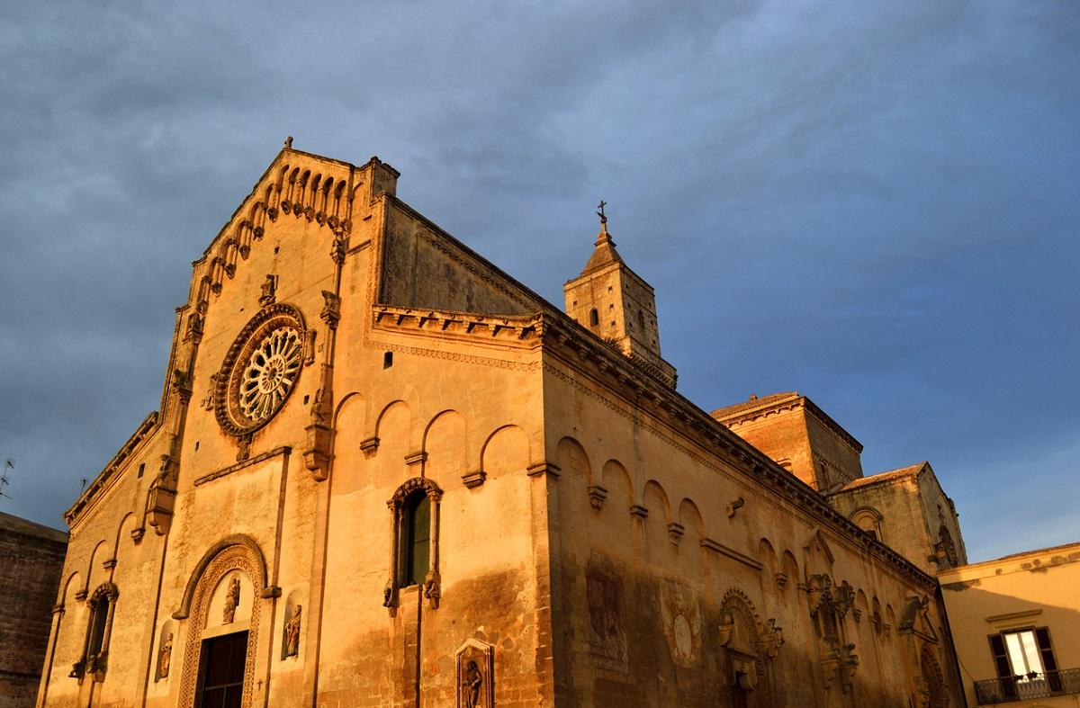 cosa vedere a matera capitale europea della cultura 2019 cattedrale