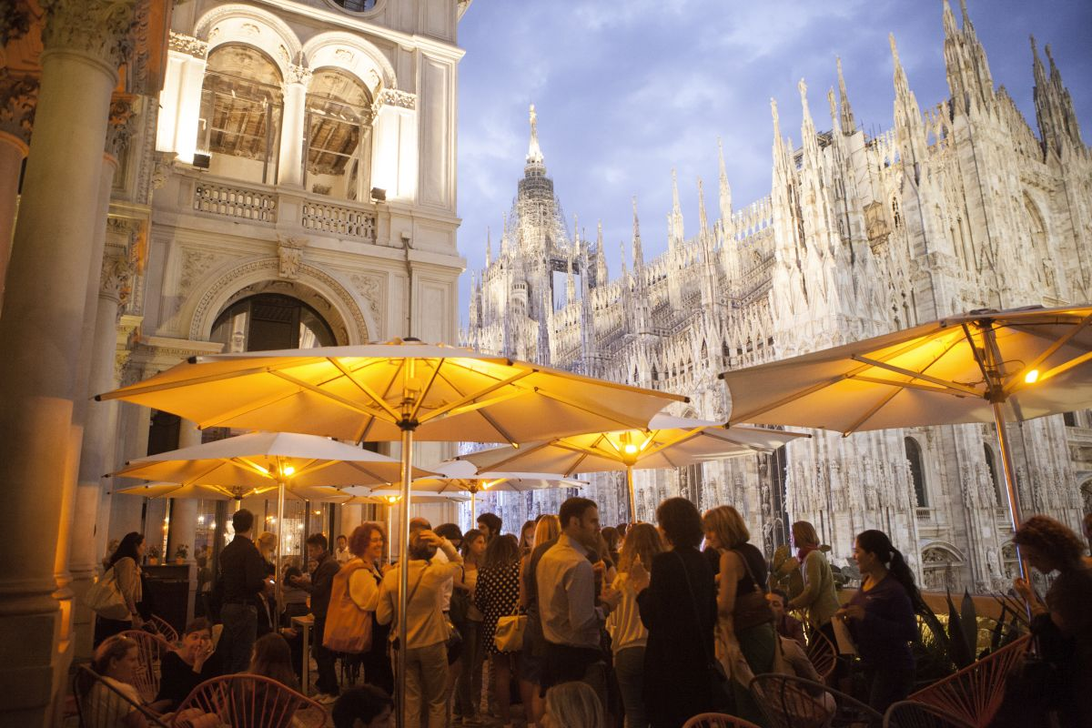 Beautiful Terrazza Aperitivo Milano Images - Home Design Inspiration ...