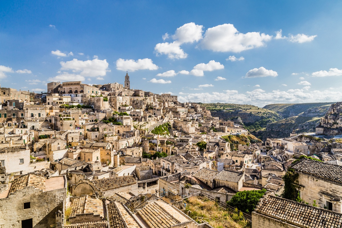 matera sassi capitale europea della cultura