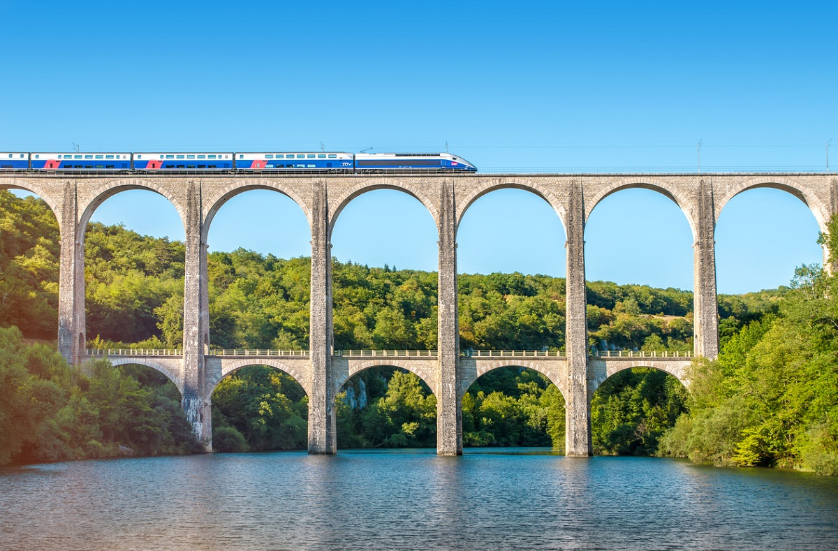 tgv record di velocità rete ferroviaria francese
