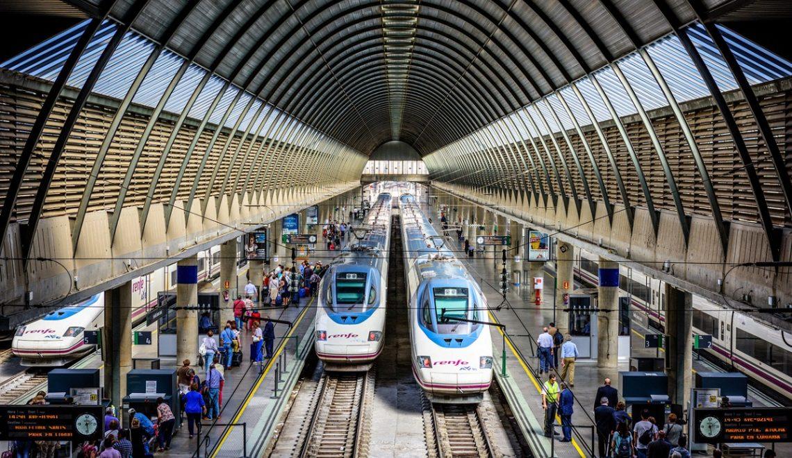 Treni ad alta velocità in Spagna: storia e informazioni sulla rete AVE