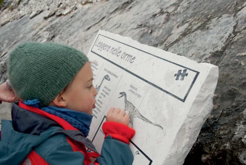 Weekend a Rovereto con i bambini parco dinosauri