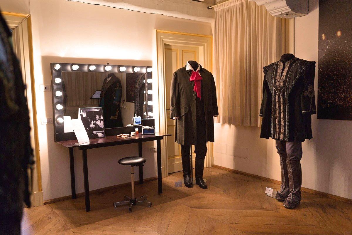 Modena e dintorni casa museo pavarotti