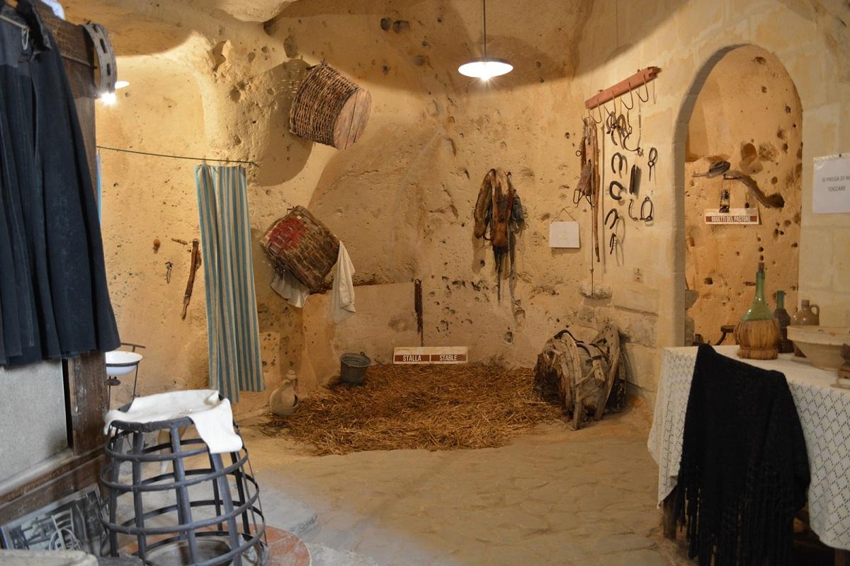 casa cisterna sassi di matera