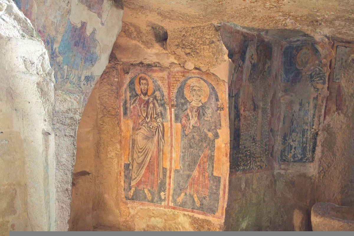 chiese rupestri matera © michal chromy via Flickr
