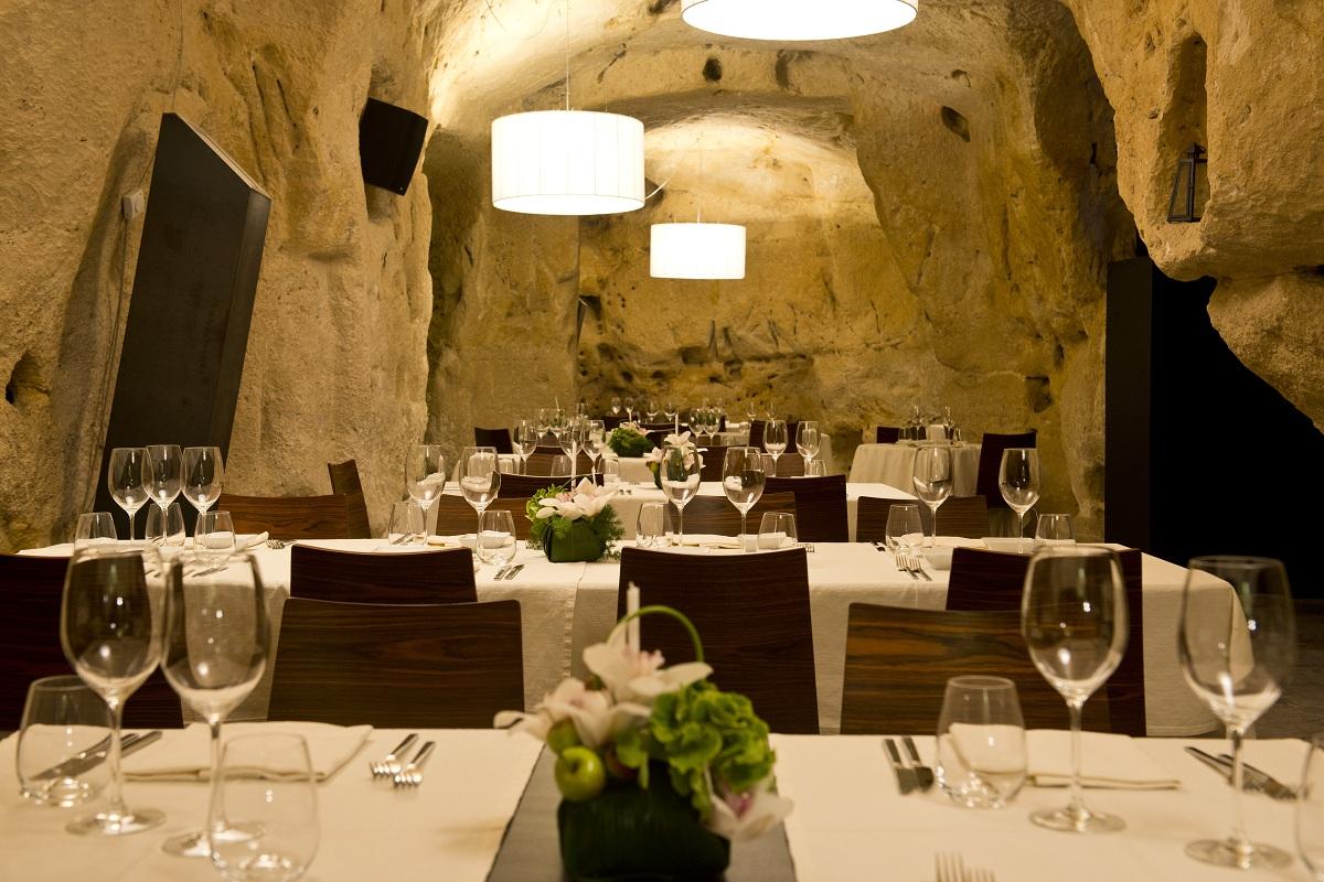dove mangiare ristoranti sassi di matera baccanti