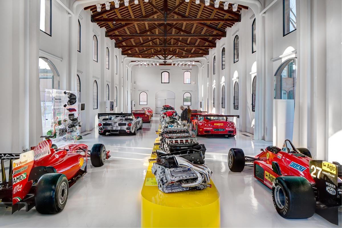 museo ferrari modena e dintorni