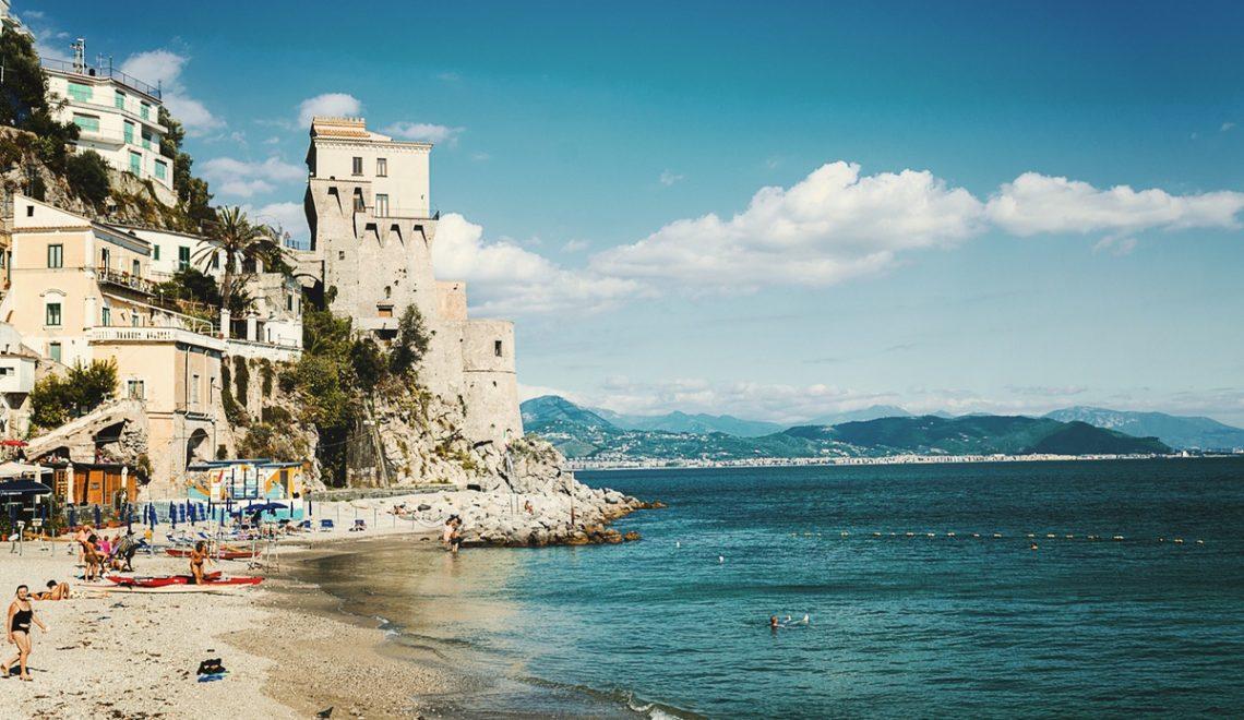 Mare in Puglia e in Campania: le spiagge cristalline che non ti aspetti