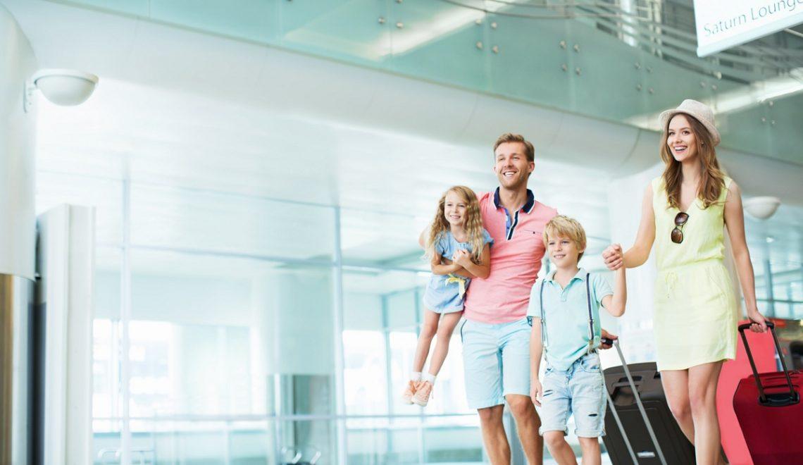 Come andare in aeroporto senza stress? Con l'autobus e l'Alta Velocità!