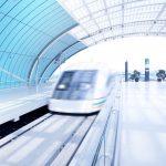 come funziona treno a levitazione magnetica