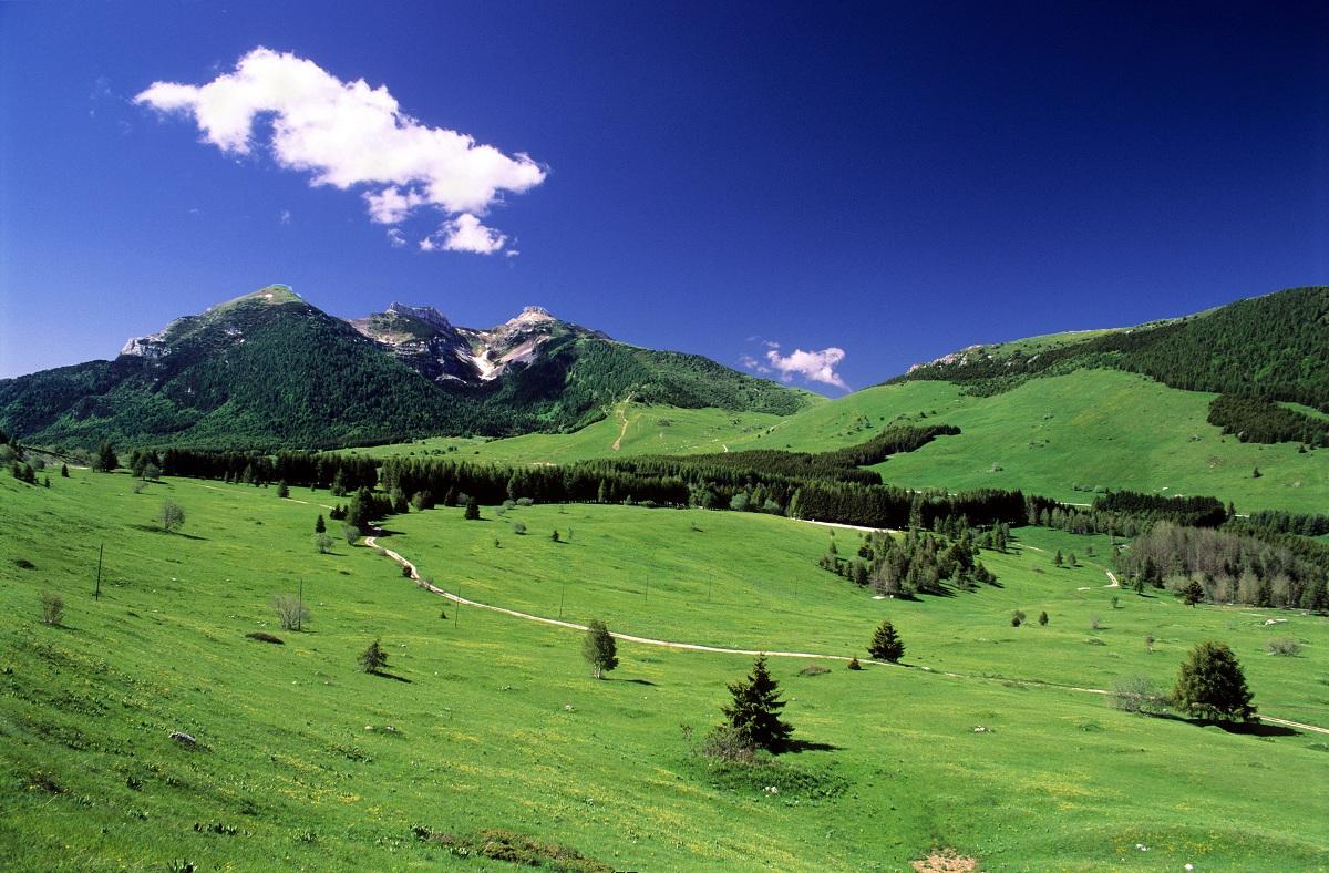 escursioni estive in montagna monte bondone trento