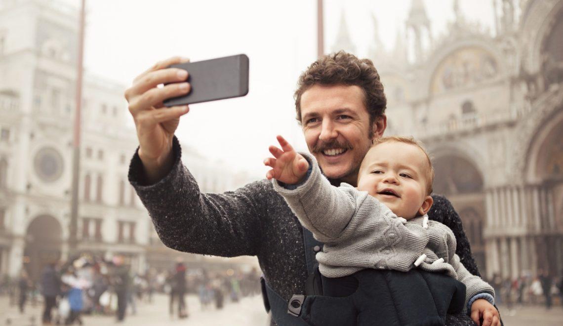 Come organizzare un viaggio con un neonato in treno