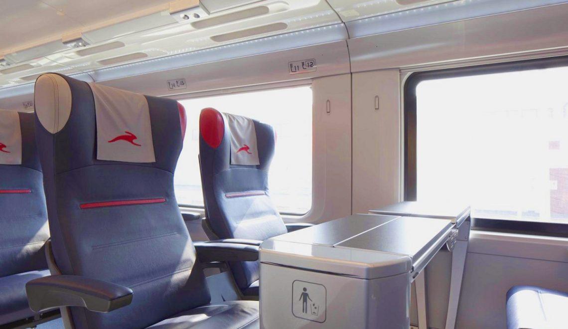 I servizi di Italo Comfort: il mix perfetto tra comodità e convenienza