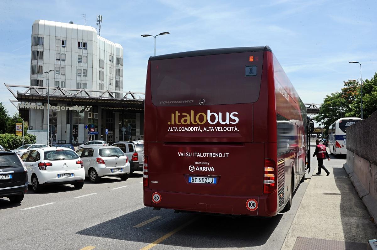 intermodalità treno e autobus