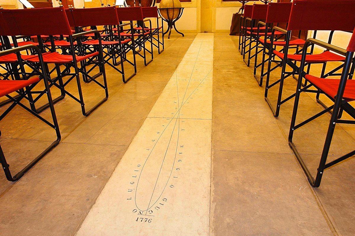 sala della meridiana museo della specola cosa vedere a padova