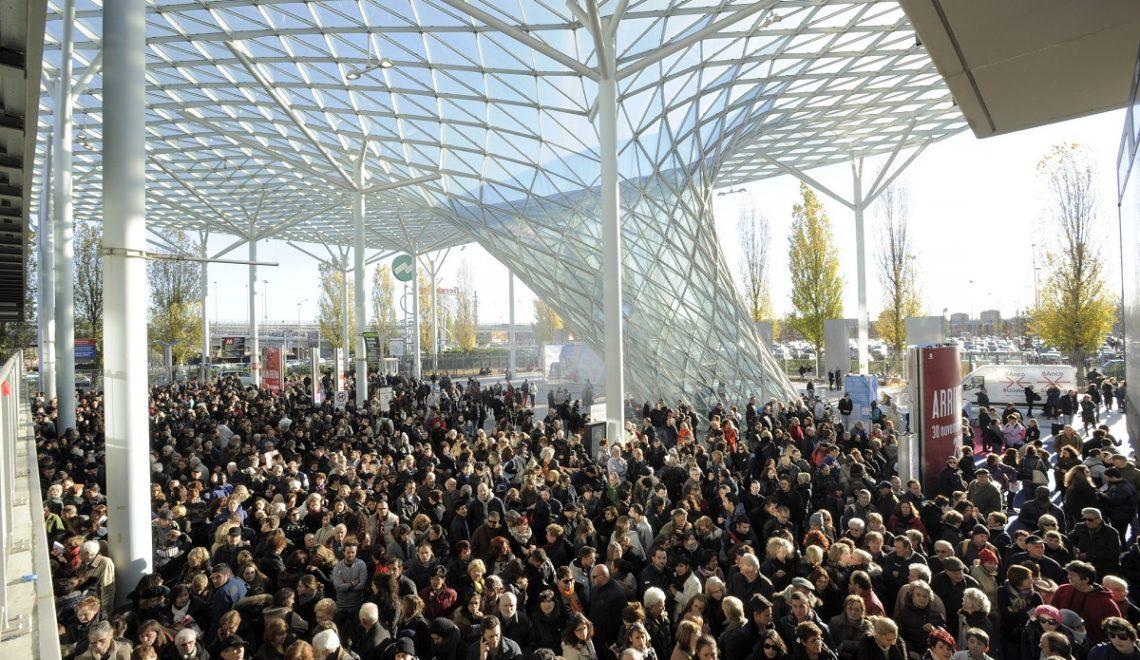 Come arrivare all'Artigiano in Fiera Milano 2017? Con Italo!