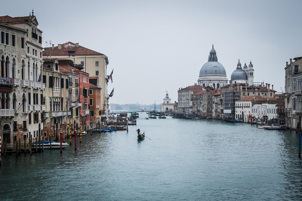 festa della madonna della salute venezia
