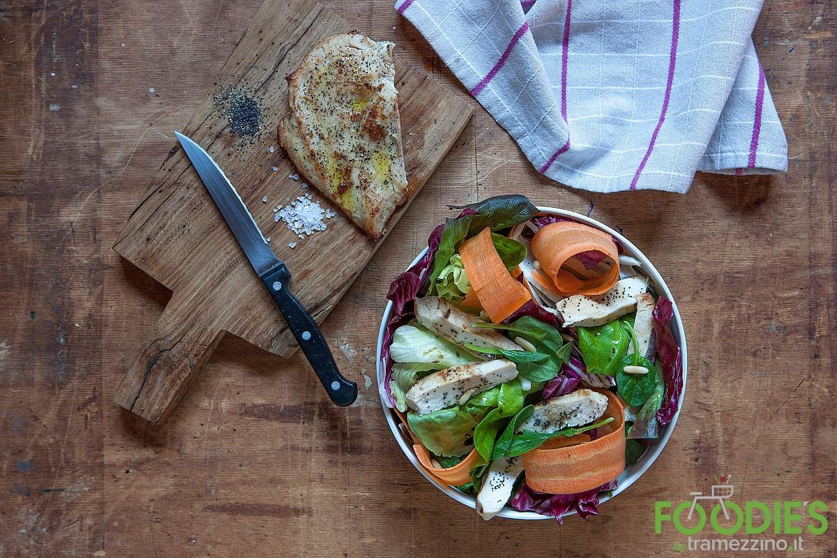 mangiare sano in pausa pranzo milano foodie's