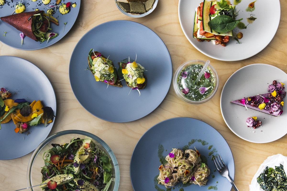 mangiare sano vegano in pausa pranzo a milano mantra raw vegan