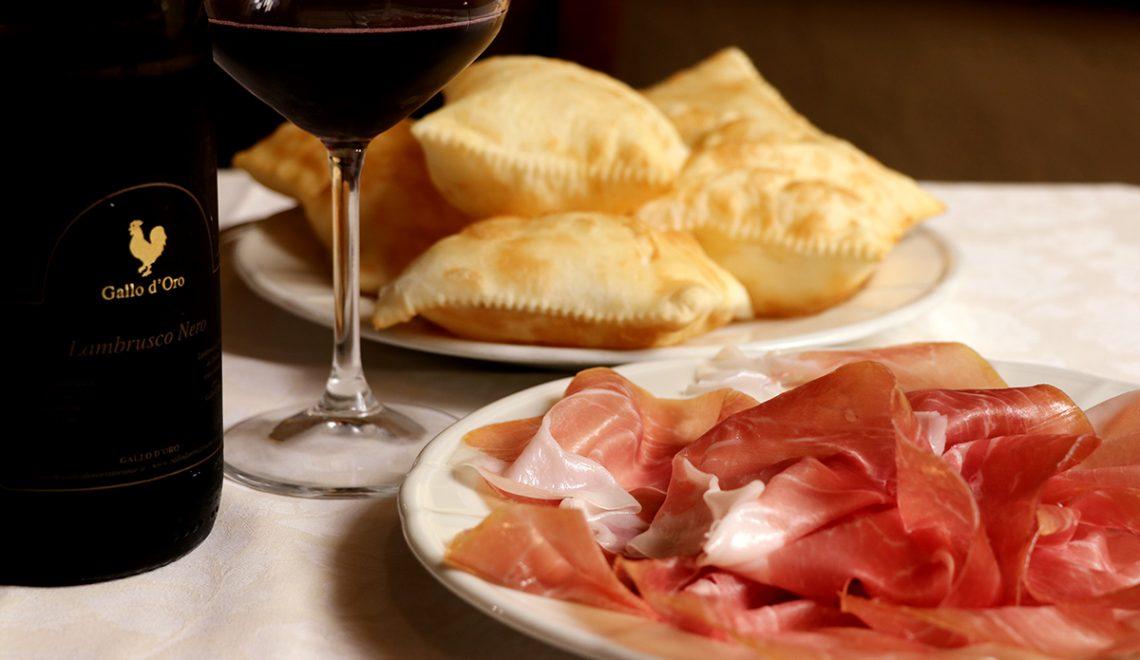 I migliori ristoranti in cui mangiare lo gnocco fritto a Parma