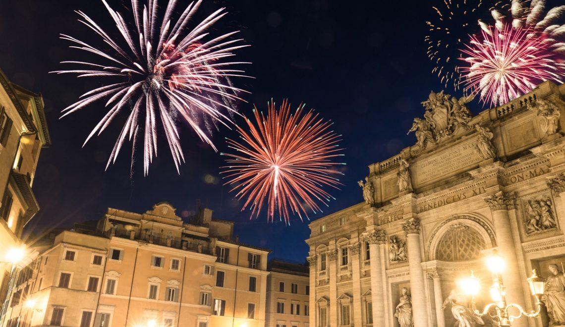 Capodanno a Roma, cosa fare per iniziare il 2018 in modo originale