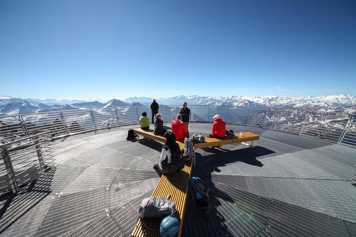 settimana bianca courmayeur alpi skyway monte bianco