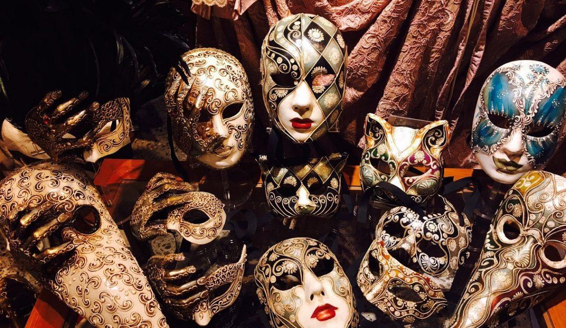 I 4 migliori negozi di maschere di Venezia per un Carnevale da favola